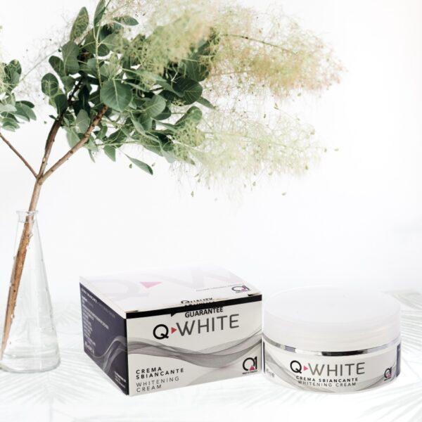 Crema sbiancante ipercromia Q-White