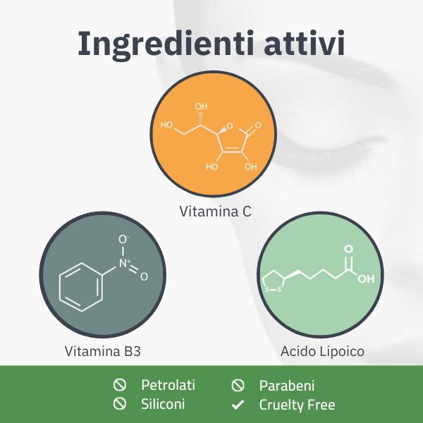q white crema macchie con vitamina c