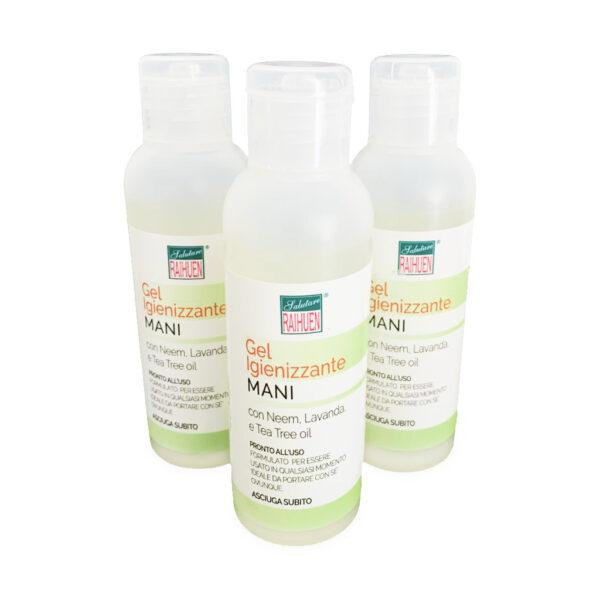 Gel Igienizzante Set da 3