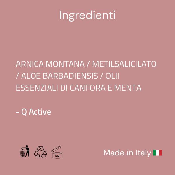 Q Active Ingredienti